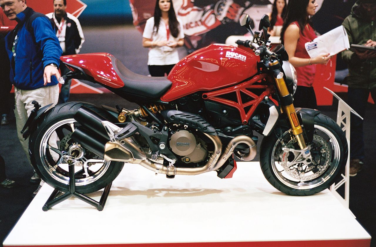 New Ducati Monster Review