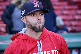Image illustrative de l'article Dustin Pedroia