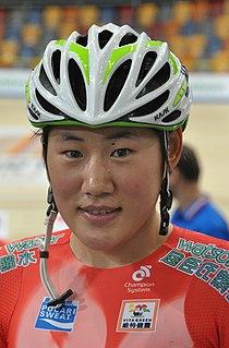 Pang Yao cyclist