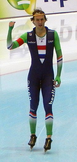 2016 World Single Distance Speed Skating Championships - 1500m M - Thomas Krol.jpg