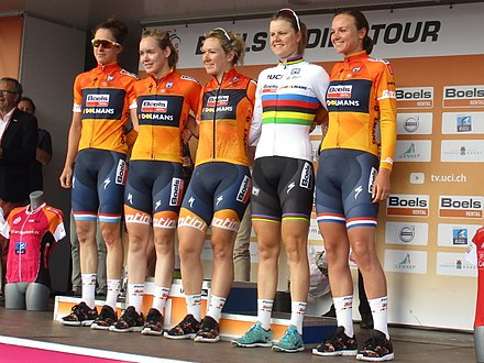 e20a82415 Boels Dolmans Cycling Team - Wikiwand