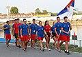 2018-08-07 World Rowing Junior Championships (Opening Ceremony) by Sandro Halank–113.jpg