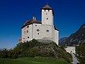 2018-10-05 Liechtenstein, Balzers, Burg Gutenberg (KPFC) 03.jpg