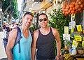 2019.06.13 Hilton Beach at Tel Aviv Pride, Tel Aviv Israel 1640004 (48086964823).jpg