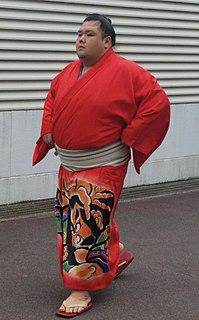 Ōnoshō Fumiya Japanese sumo wrestler