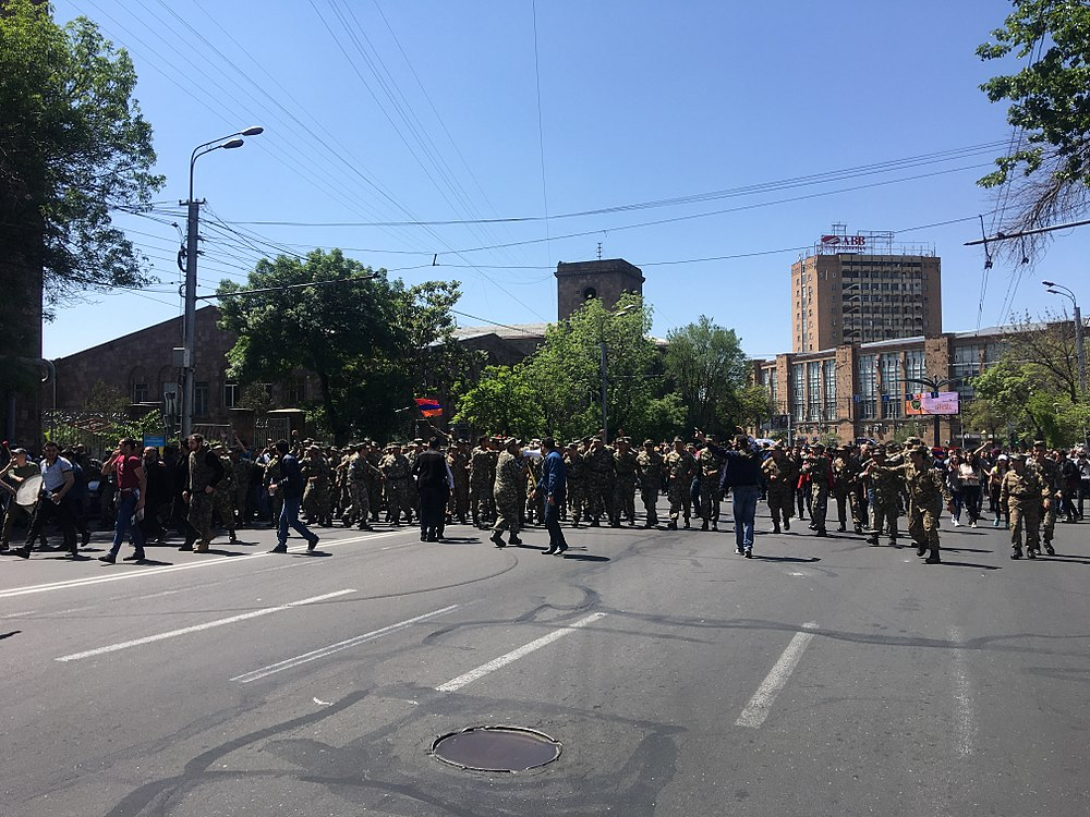 23.04.2018 Protest Demonstration, Yerevan 7.jpg