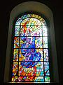 230313 Stained-glass windows in Saint Louis church in Joniec - 07.jpg