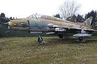 25+41 Sukhoi Su-22 M-4K Ex -- German Air Force (7836746484).jpg
