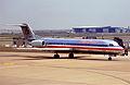 257ag - American Airlines Fokker 100, N1446A@DFW,08.08.2003 - Flickr - Aero Icarus.jpg
