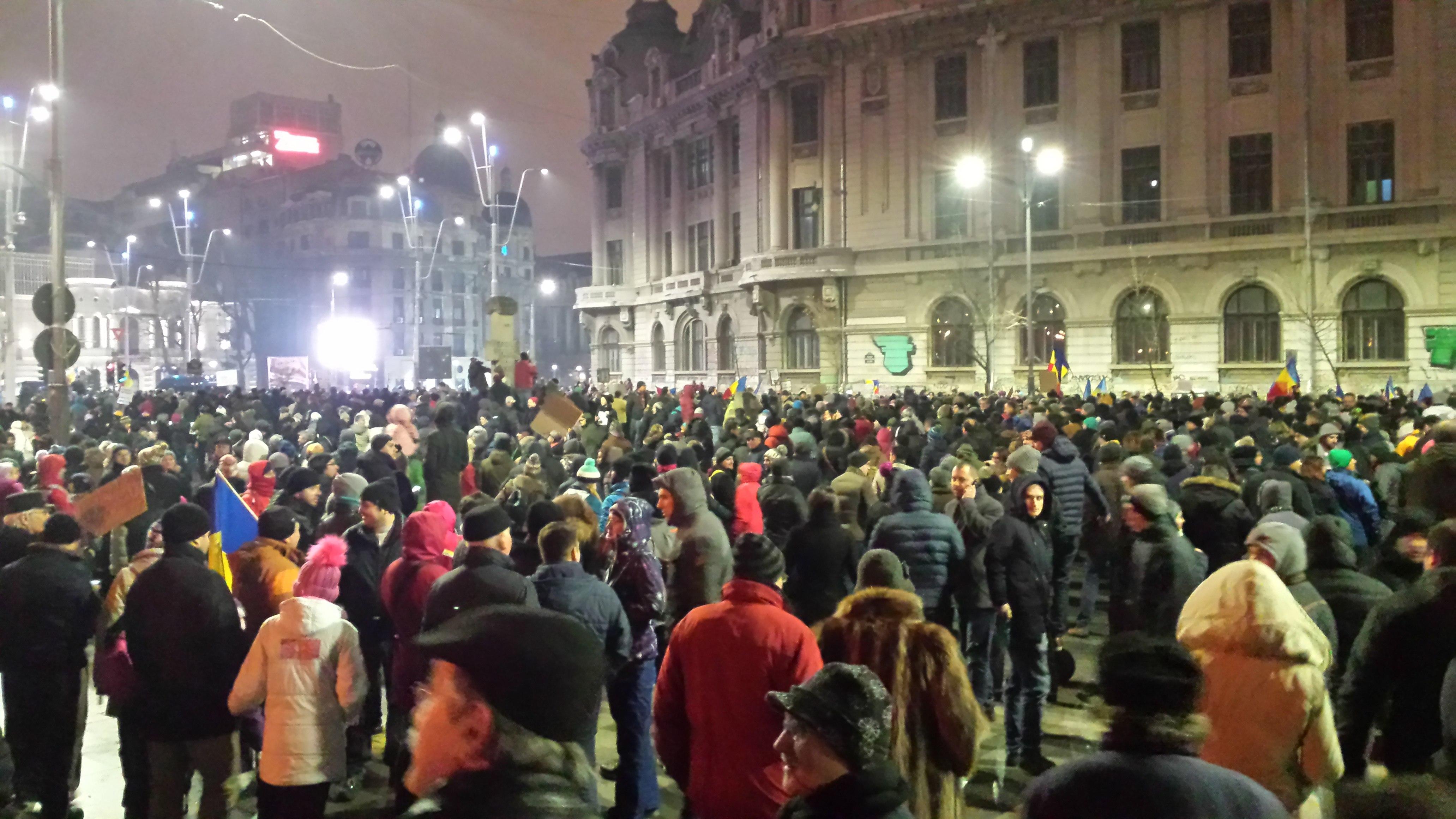 Proteste in rumänien 2017 die vollständigen informationen und