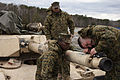 2nd Tank Battalion Deployment for Training Exercise (DFT) 140330-M-OU200-031.jpg