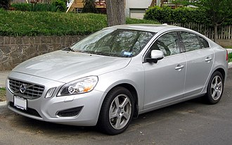 Volvo Car Manufacturing Malaysia - Image: 2nd Volvo S60 T5 03 30 2012