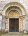 31 - Basilique Saint-Just de Valcabrère - Portail Nord.jpg