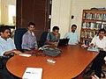 36 Bangalore Wiki Meetup1.JPG