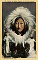 38, Obleka an Eskimo Glamour Girl in Native Costume, Showing the Parka Hood (NBY 430046).jpg