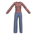 3D shirt and pants by Camille Kleinman.png
