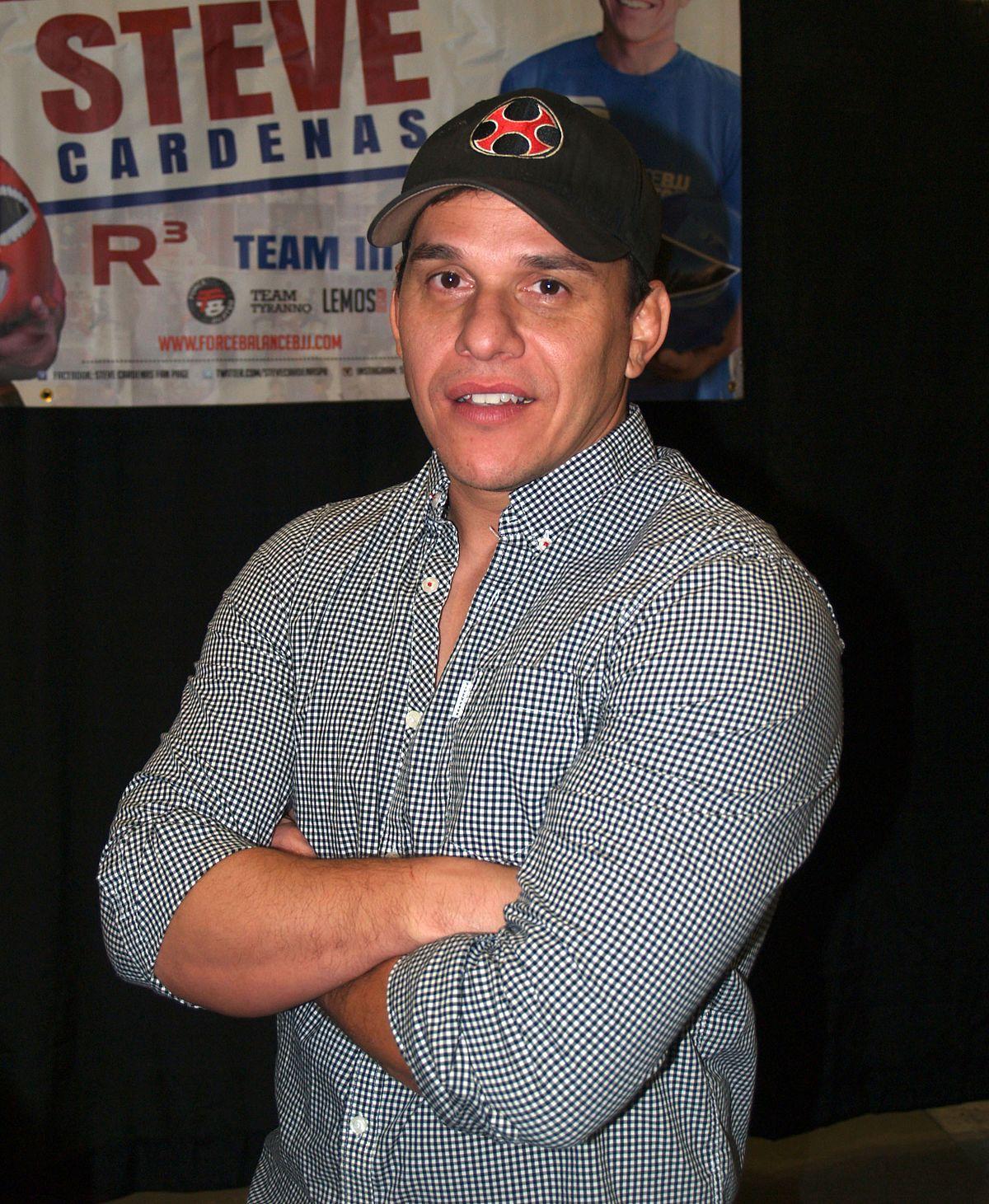 Steve Cardenas - Wikipedia