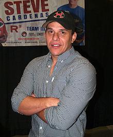 height Steve Cardenas