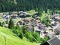 40 Campitello di Fassa - Panorama dalla frazione di Pian.jpg