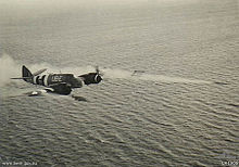 Photo d'un Bristol Beaufighter de la RAAF