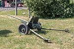 45 mm AT cannon model 1942 in the Great Patriotic War Museum 5-jun-2014 02.jpg