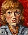 46 - Selvportrett - olje på panel 29X36 - 1976.jpg