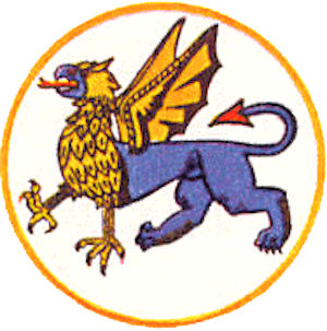 50th Fighter-Bomber Squadron - Emblem of the World War II 50th Bombardment Squadron