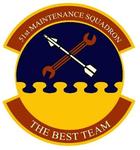 51 Maintenance Sq emblem.png