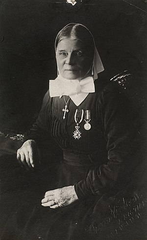 Cathinka Guldberg - Cathinka Guldberg circa 1915