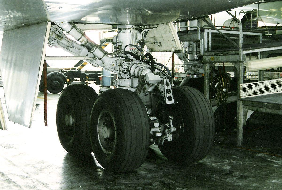 Flugzeugreifen