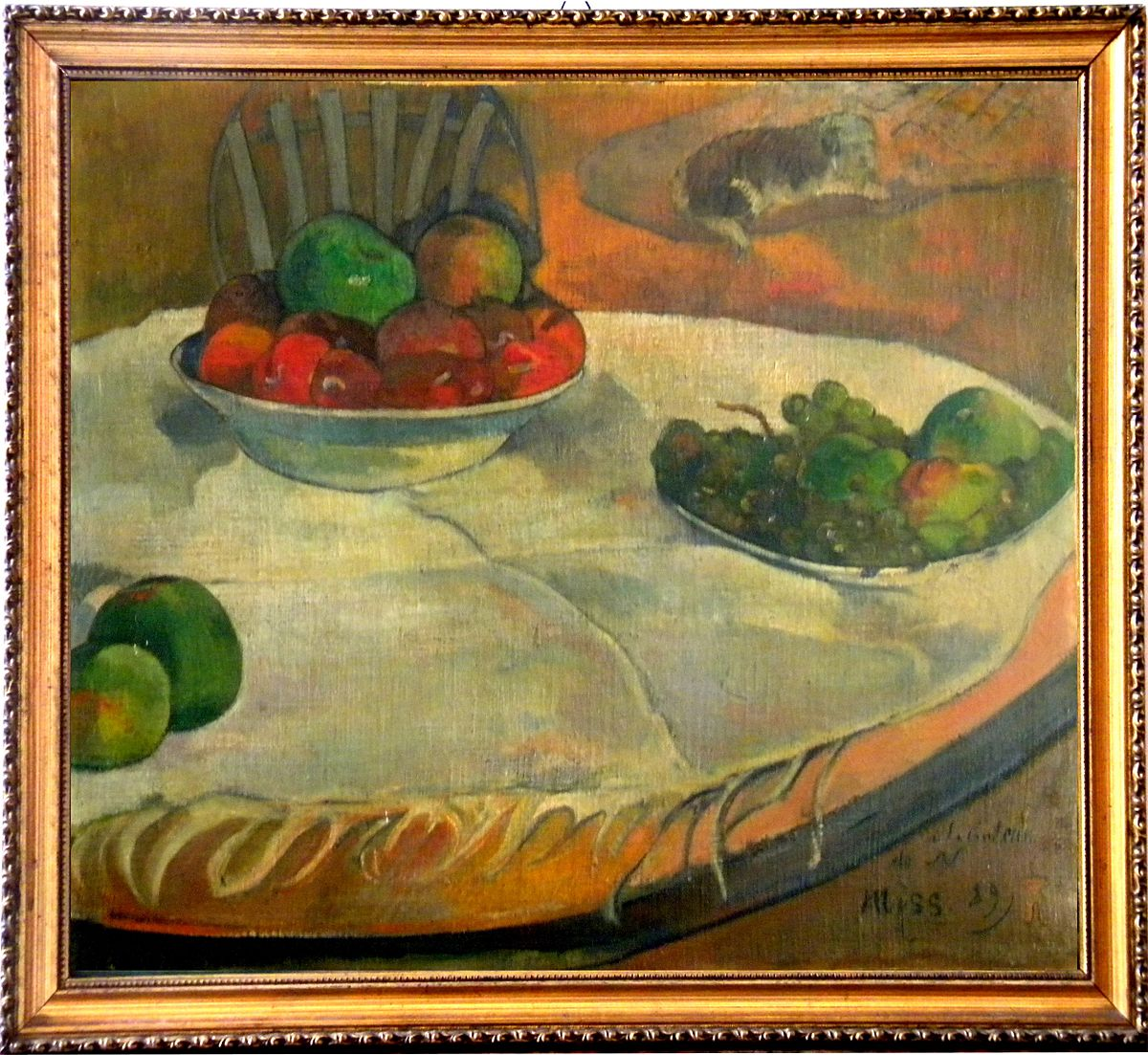 Fruits On A Table Wikipedia
