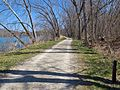 86 Mile Mark at Big Slackwater on Chesapeake and Ohio Canal.jpg