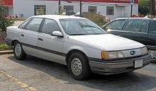 Ford Taurus First Generation Wikipedia