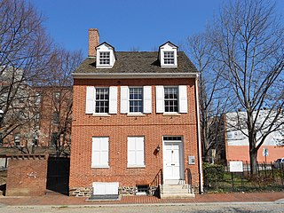 House at 9 North Front Street United States historic place