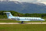 A9C-BRN Gulfstream G-V SP (G5509 GLF5 - BAH (26583009733).jpg