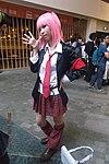 ACMY2014 cosplayer of Amu Hinamori, Shugo Chara! 20140330b.jpg