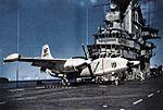 AJ-2 VAH-6 on USS Essex (CVA-9) c1956.jpg