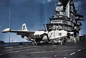 AJ-2 VAH-6 on USS Essex (CVA-9) c1956.jpg