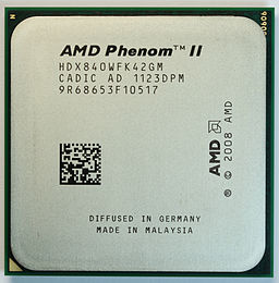 AMD Phenom II X4 840 (HDX840WFK42GM) CPU-top PNr°0374.jpg