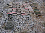 ANSF confiscate ammunition cache in Nangarhar DVIDS67526.jpg