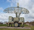 AN MPQ-50 Pulse Acquisition Radar, Stevnsfort Cold War Museum, Denmark, 2015-04-01-4827.jpg