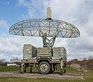 AN MPQ-50 Pulse Acquisition Radar, Stevnsfort Cold War Museum, Denmark, 2015-04-01-4827.jpg