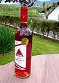 AOC Irouléguy rosé Or au challenge international du vin 2015.JPG