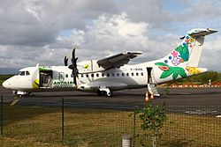 ATR ATR-42-500, Air Antilles Express AN2096853