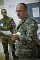A Croatian army officer briefs troops in a tactical operations center during exercise Immediate Response 2013 in Zagreb, Croatia, Aug. 25, 2013 130825-A-WB953-135.jpg