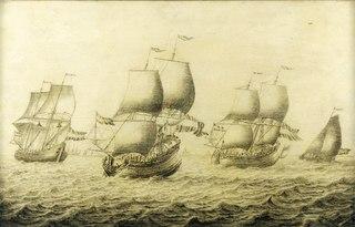 A Fleet of Whalers