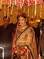 A North Indian Bride going for Reception.jpg
