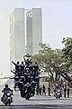A Pirâmide Humana do Batalhão de Polícia do Exército (BPE) se exibe no desfile que comemorou o 7 de Setembro (7950163202).jpg