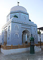 A Place where muslims believe that their Imam Hasan And Imam Hussain R.A stayed to rest..its 1400 years old back.jpg