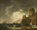 A Shipwreck (Johan Sevenbom) - Nationalmuseum - 18027.tif